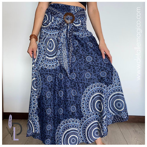 Pantalones   Falda Thai