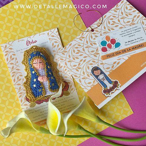 Muñeca   Virgen de Guadalupe
