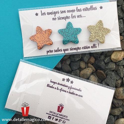 imanes de estrellas, regalos para parejas y amigos, Detalle Mágico, Tienda de regalos Colombia