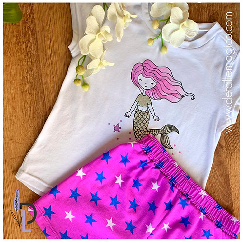 Pijama | Sirena - Kids
