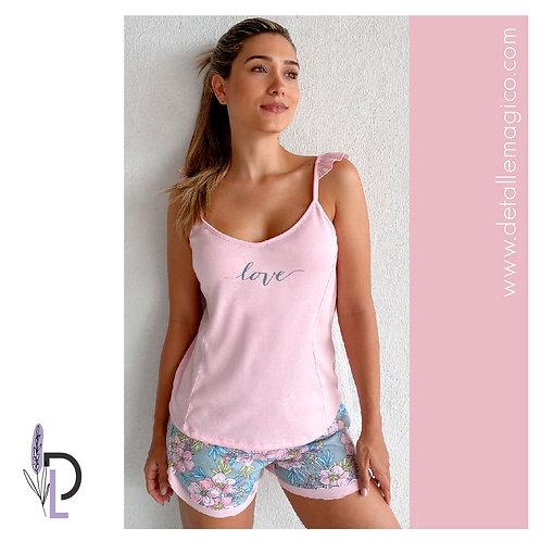 Pijama | Short  Love