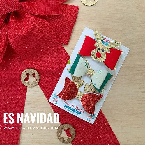 Pinzas Navideñas Para niños y adultos, Navidad, Regalos Originales, Detalle Mágico , Cali, Colombia, Liliana Isaza Borrero
