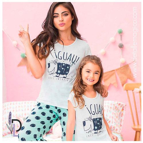 Pijama   Capri Guau