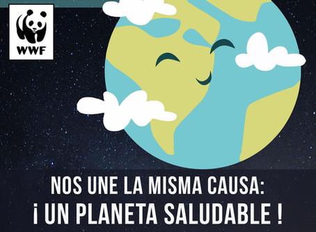 HOY: 1 hora por El Planeta!