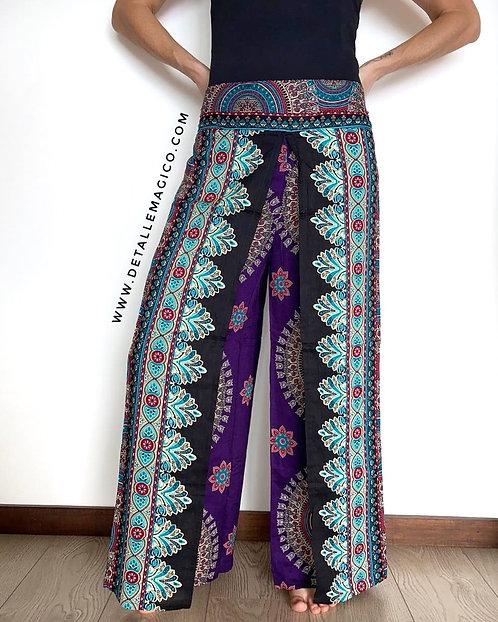 Pantalones | Thai Pants - Tipo Falda