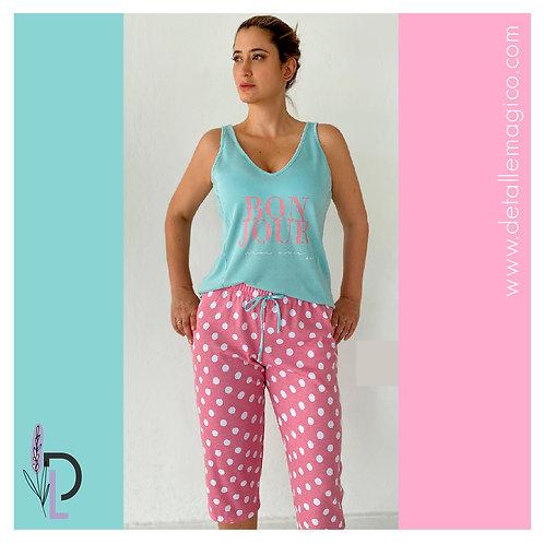 Pijama   Capri Bonjour
