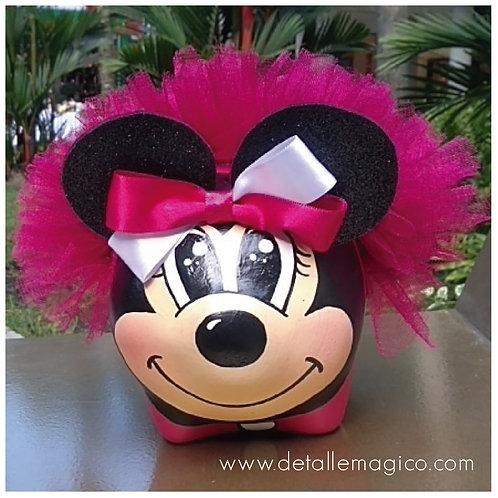 Alcancía | Marranita Minnie Mouse