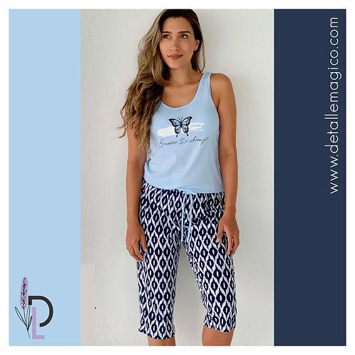 Pijama   Capri Become the Change