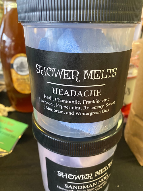 Headache Shower Melt