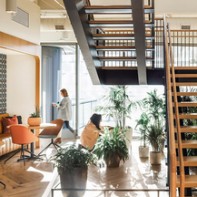 CoWorking spaces offer alternative to in-office and WFH Environments