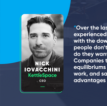 The Future of Workspace — Insights From Nick Iovacchini | Raydiant
