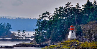 Gulf Islands of BC