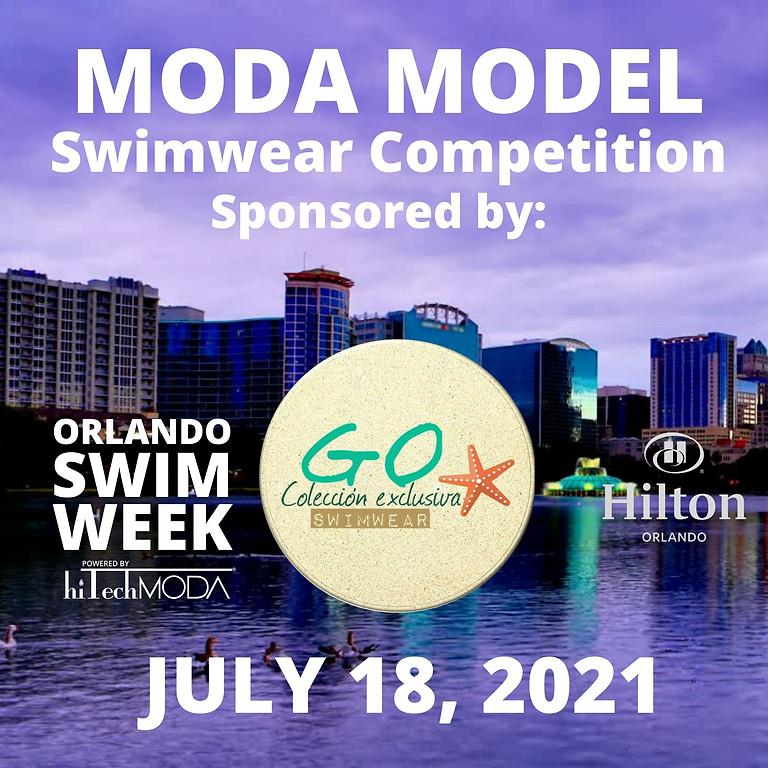 Go Swim Wear Competition powered by hiTechMODA