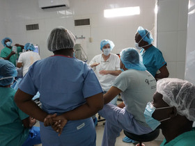 Surgical/Teaching Mission to Haiti