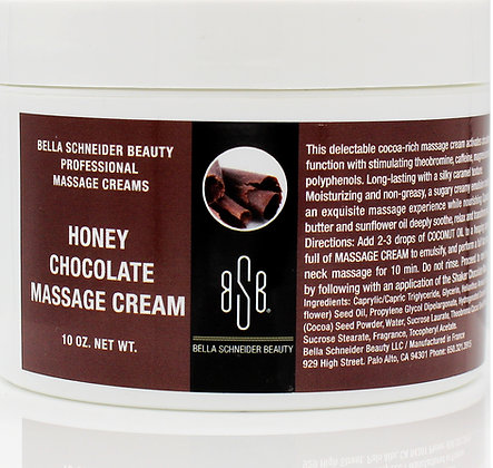 HONEY CHOCOLATE MASSAGE CREAM