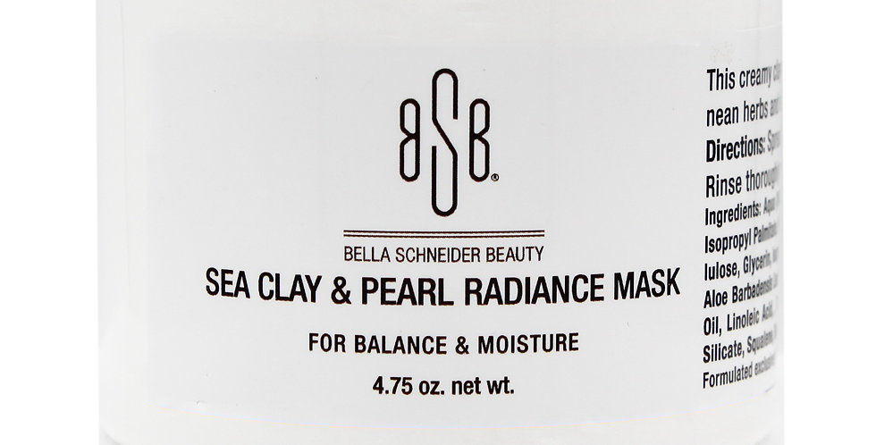 CULMINÉ® SEA CLAY & PEARL RADIANCE MASK FOR BALANCE & MOISTURE
