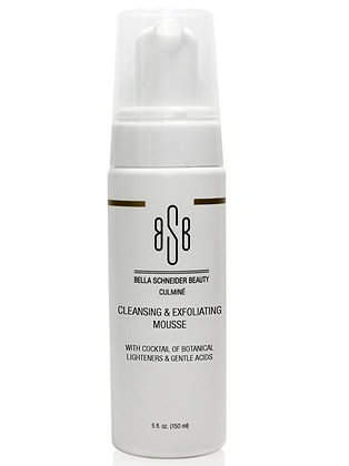 Cleansing & Exfoliating Mousse