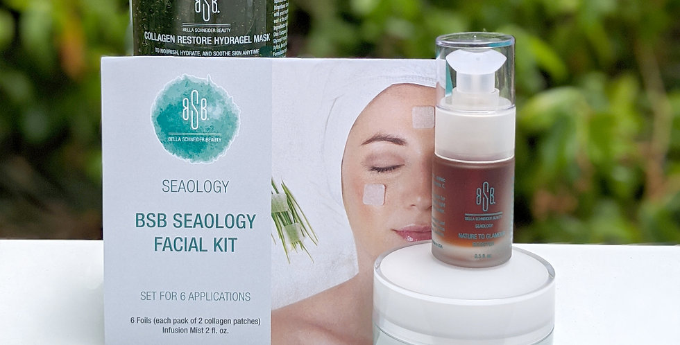 SEA OF YOUTH COLLAGEN KIT