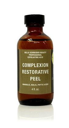 COMPLEXION RESTORATIVE PEEL (mandelic, malic, phytic acids)