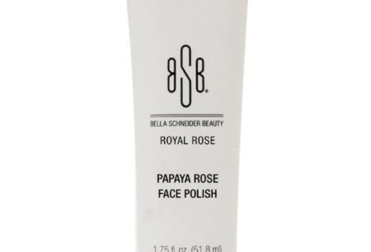 BSB ROYAL ROSE Papaya Rose Face Polish