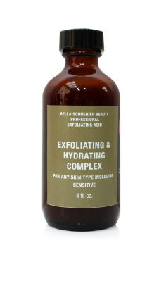 EXFOLIATING & HYDRATING COMPLEX WITH AHA'S