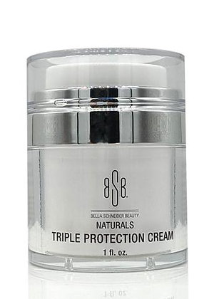 BSB NATURALS Triple Protection Cream