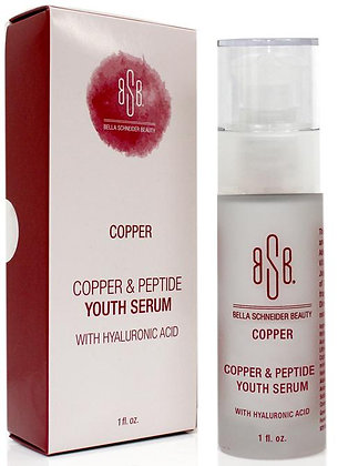 BSB COPPER & Peptide Youth Serum