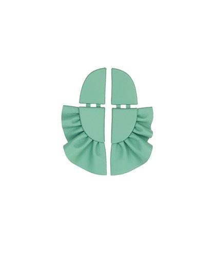 Brinco Pétala Verde G