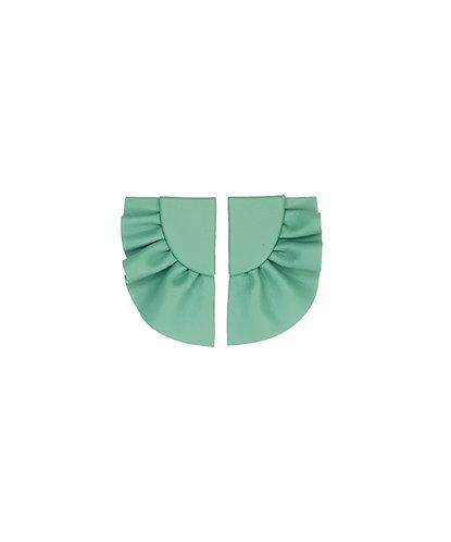 Brinco Pétala Verde P
