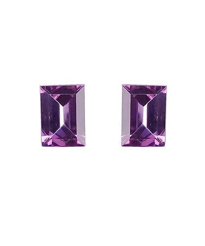 Brinco Lume Púrpura G