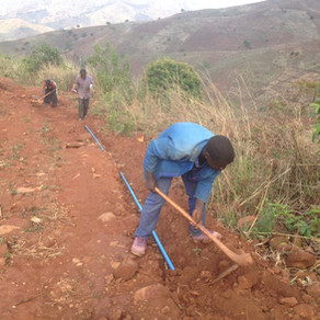 CCDO in Rural WASH Initiatives in the Southern Region
