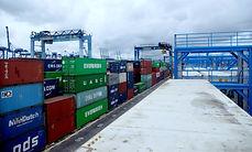 Marine Container Terminal