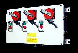 3 Gang Reefer Socket, Multi Gange Reefer Container Socket, Reefer Automation, Pilot Indicating Light Reefer Socket