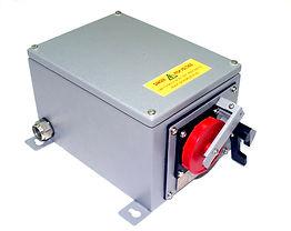 """Shipboard Reefer Contaner Socket"", ""Reefer Socket"", ""Reefer Receptacle"", ""Reefer Plug & Receptacle"", ""Reefer Container Socket"", IP3201-L318-BE"
