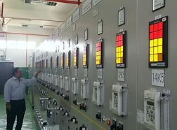 Alarm Annunciator on 33kV substation panel, Minilec Alarm Annunciator, RTK Alarm Annunciator, Proton Power & Control, Digicont Annunciator, Ametek Instruments, Annunciator Panel, GIC Annunciator, Apex Annunciator, Reliable Annunciator, Good annunciator