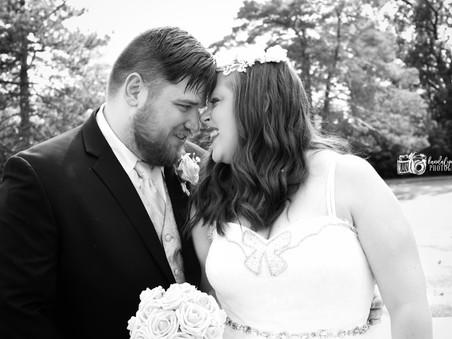 Mc-Laugh-lin Wedding at the Armory in Kenton Ohio