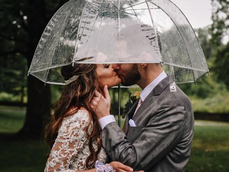Jacob McKee and Bobbi Custer's wedding   VFW Urbana Ohio #themckeetomyheart