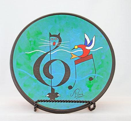 Modern Plate - LP6-13