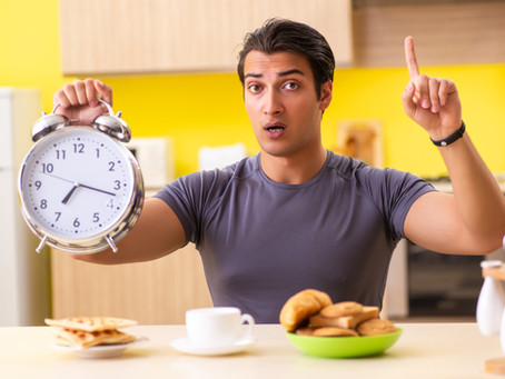 Timing your meals for weight loss