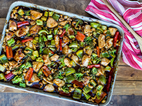 Sheet Pans: Healthy Eating Made Simple