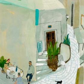 Italy Sketch