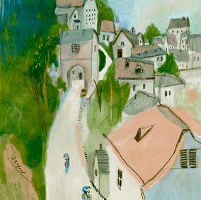 A Village Sketch