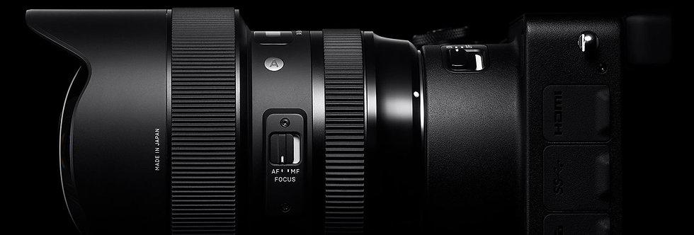 Sigma 14-24mm F2,8 DG HSM Art