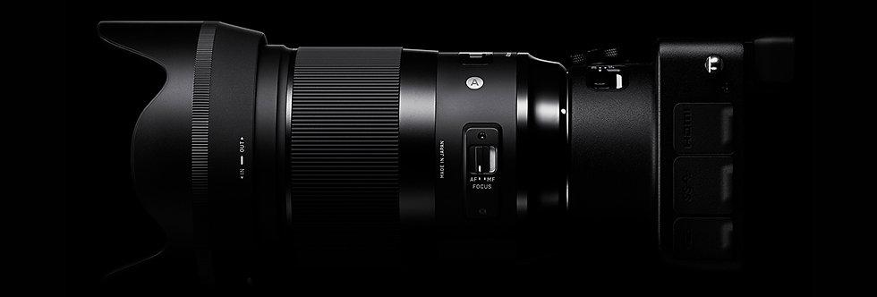 Sigma 40mm F1,4 DG HSM Art