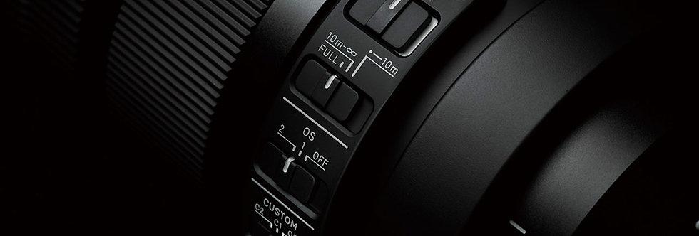 Sigma 120-300mm F2,8 DG OS HSM Sports