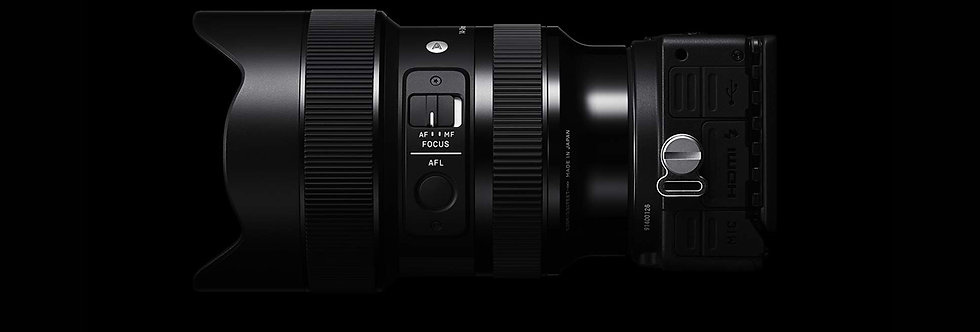 Sigma 14-24mm F2,8 DG DN Art