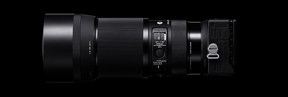 Sigma 105mm F2,8 DG DN Macro Art