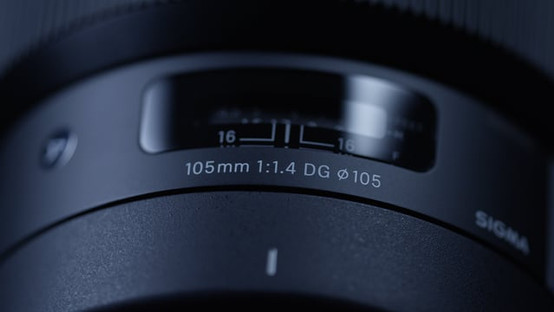 Produktvideo Sigma 105mm F1,4