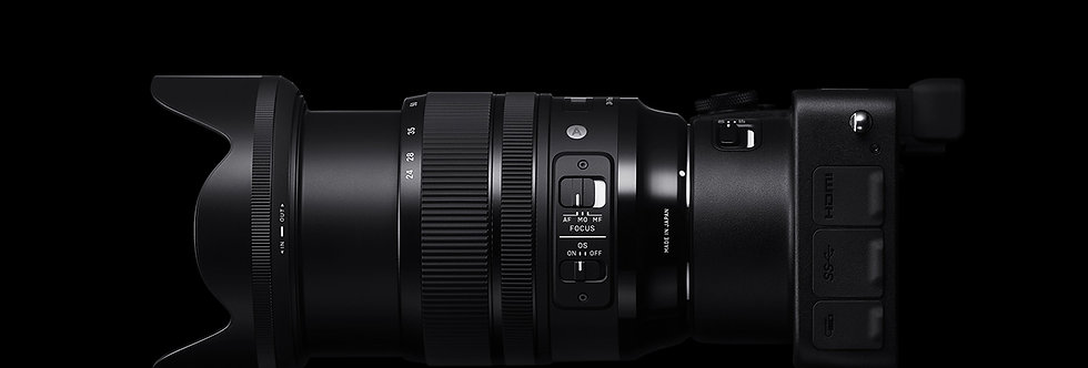 Sigma 24-70mm F2,8 DG OS HSM Art