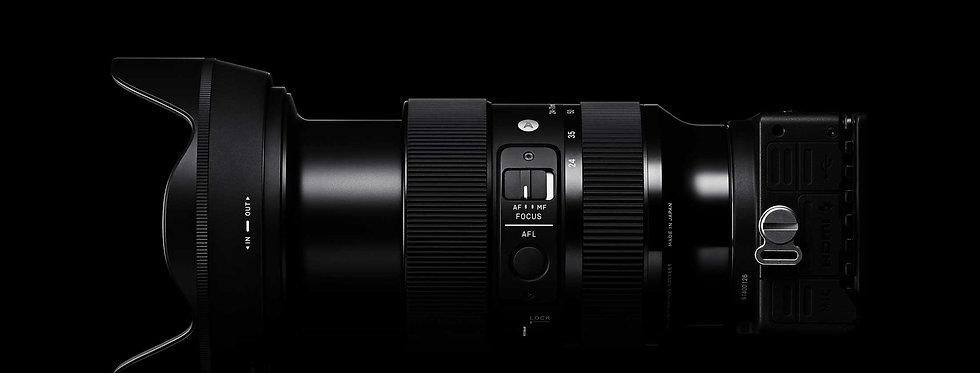 Sigma 24-70mm F2,8 DG DN Art
